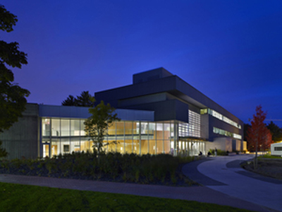 University of Toronto Scarborough Campus - New Science Building ...