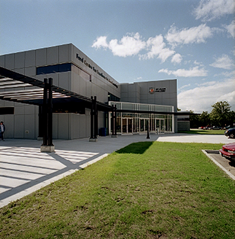 St Clair College Ford Centre For Excellence In