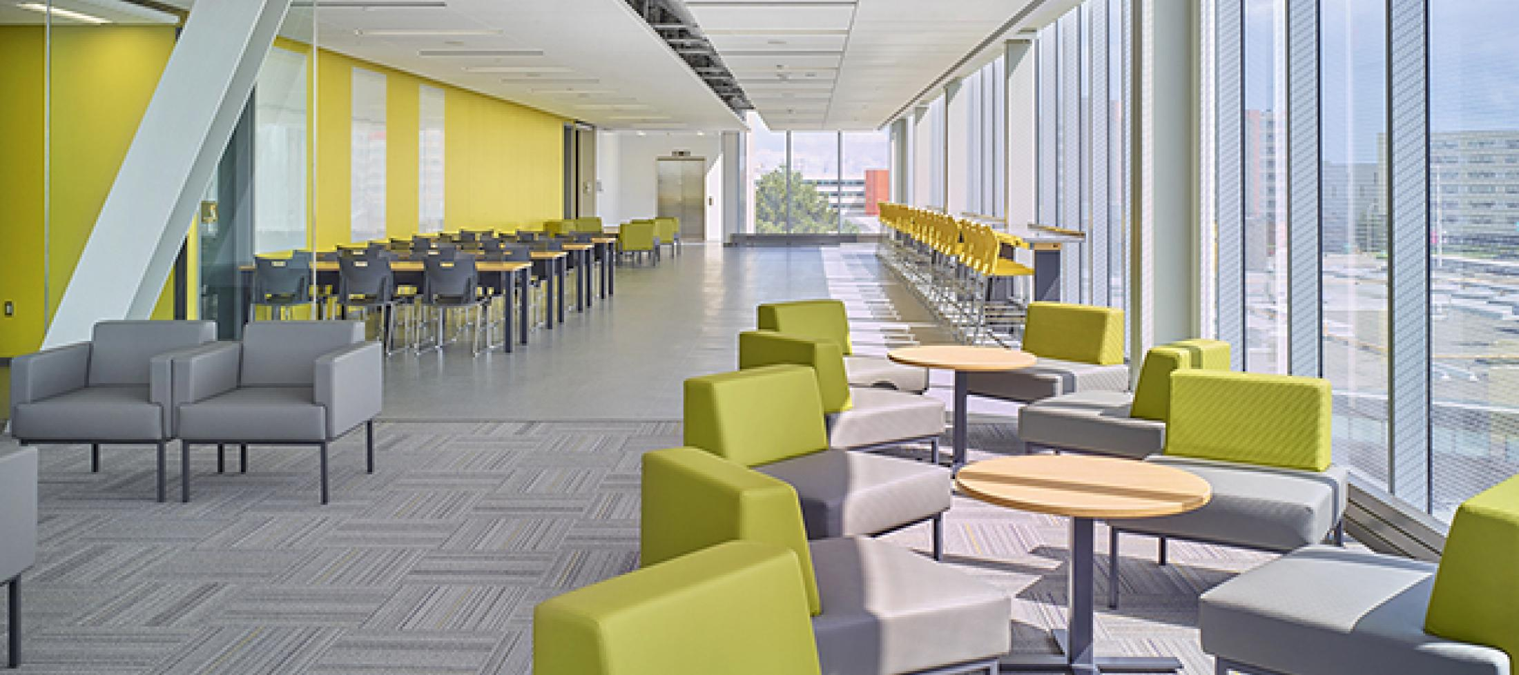 """Humber College Building """"F"""" 